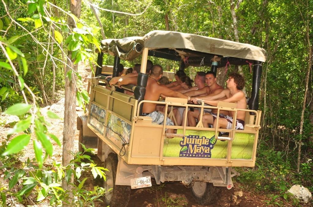 jungle maya 2