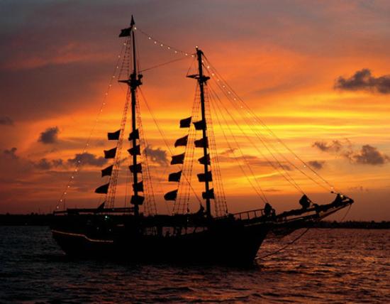 Columbus Sunset Cruise